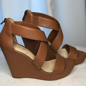 Jessica Simpson Siana Wedge